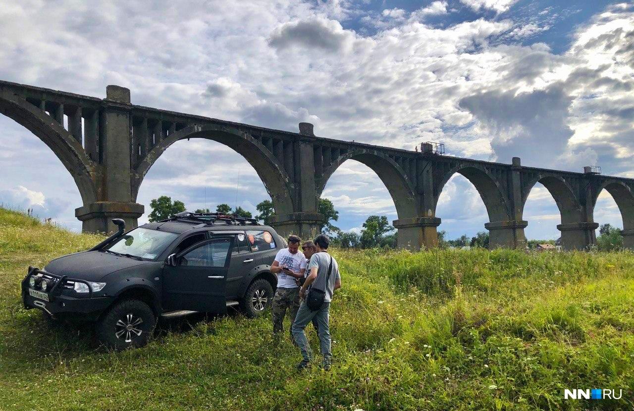 Мокринский мост станет туристическим объектом Чувашии