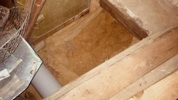 Копать, чтобы угнать: волгоградец три недели рыл подземный ход, чтобы угнать автомобиль