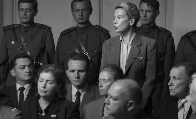Кончаловский представил фильм о Новочеркасском расстреле на кинофестивале в Венеции. Трейлер
