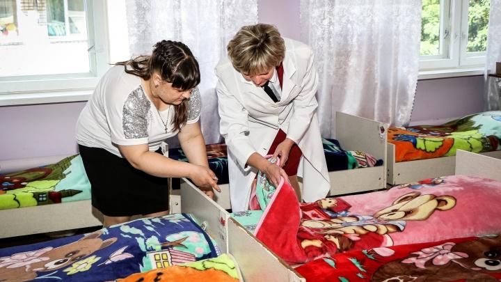 В детсадах Нижегородской области открылись дежурные группы