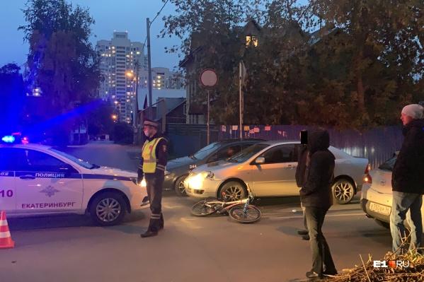 Мама пострадавшего мальчика утверждает, что он хорошо знает Правила дорожного движения