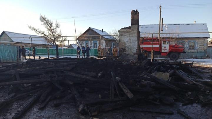 Следователи выяснят причину гибели семьи в Башкирии