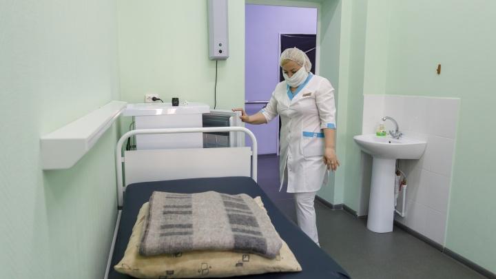 В Волгограде выявили семь новых случаев коронавируса