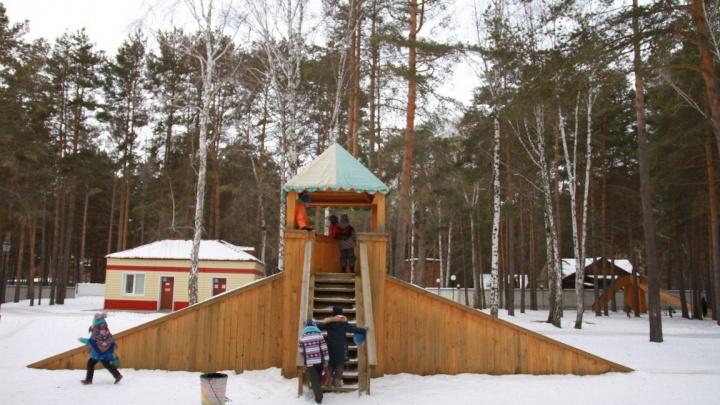 В детском лагере под Тюменью, где 10-летняя девочка повредила позвоночник, началась проверка
