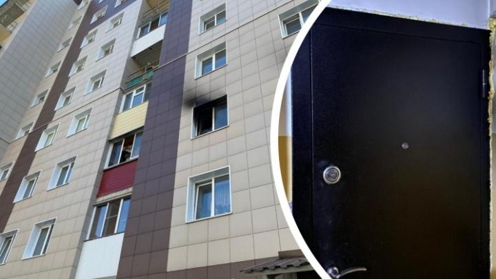До пожара услышали металлический стук: что происходило в горящем доме, где детей выкидывали с третьего этажа