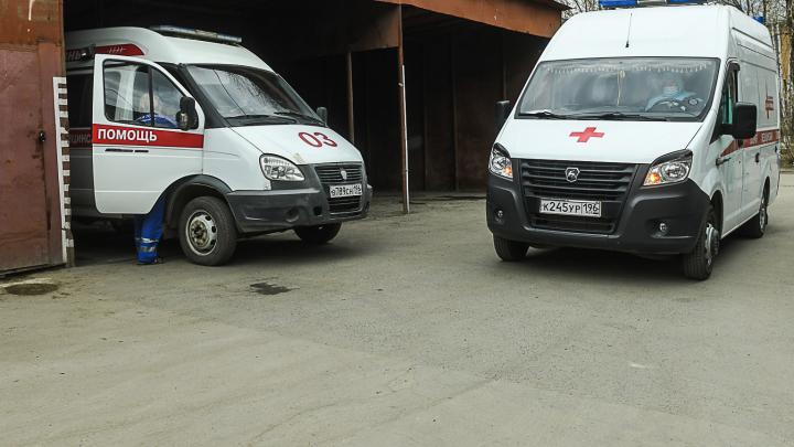До конца лета Екатеринбург получит 30 новых машин скорой помощи