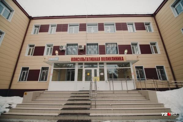 В одном из корпусов ОКБ № 1 работает моногоспиталь для больных коронавирусом