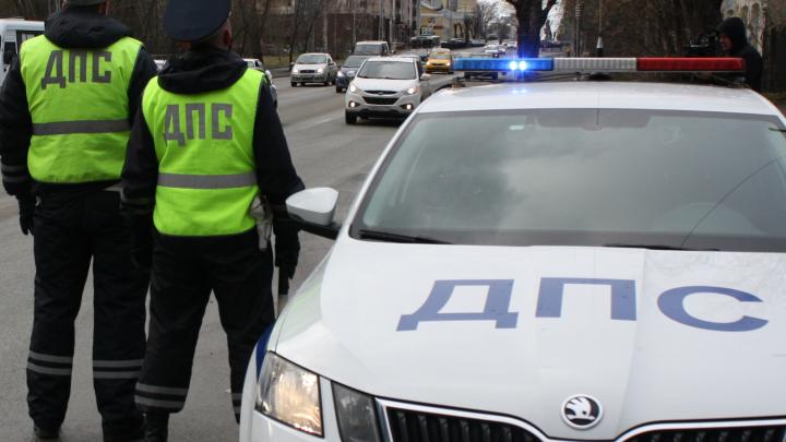 Подполковника из Екатеринбурга поймали на нетрезвом вождении. Ей грозит увольнение