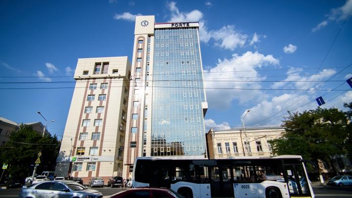 В ростовских офисах холдинга Forte прошли обыски