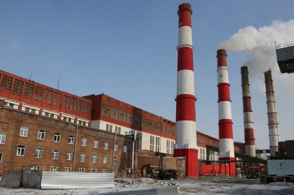 Красноярская ТЭЦ-1 доэкологической модернизации