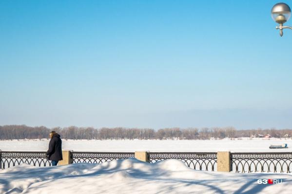 Подрядчик приступит к работам после того, как растает снег
