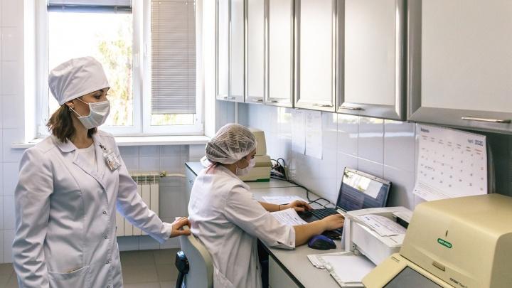 Выявлено 117 новых случаев COVID-19 в Архангельской области. Данные оперштаба региона