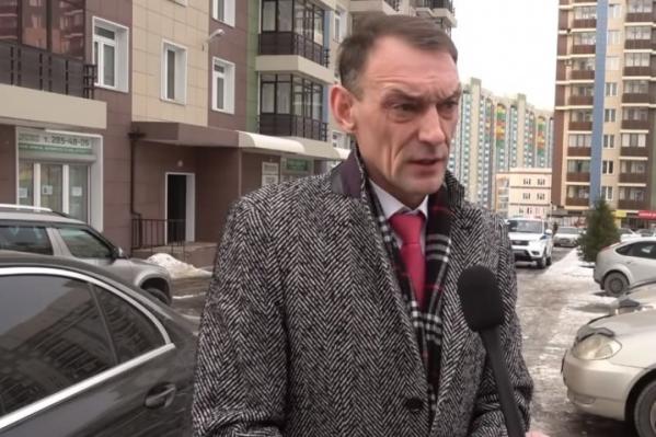 Алексей Талюк находится род арестом с апреля 2020 года