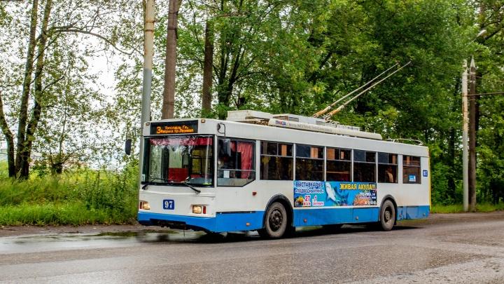 Ярославль тихо завидует в сторонке: в Рыбинске планируют запустить кольцевой троллейбусный маршрут