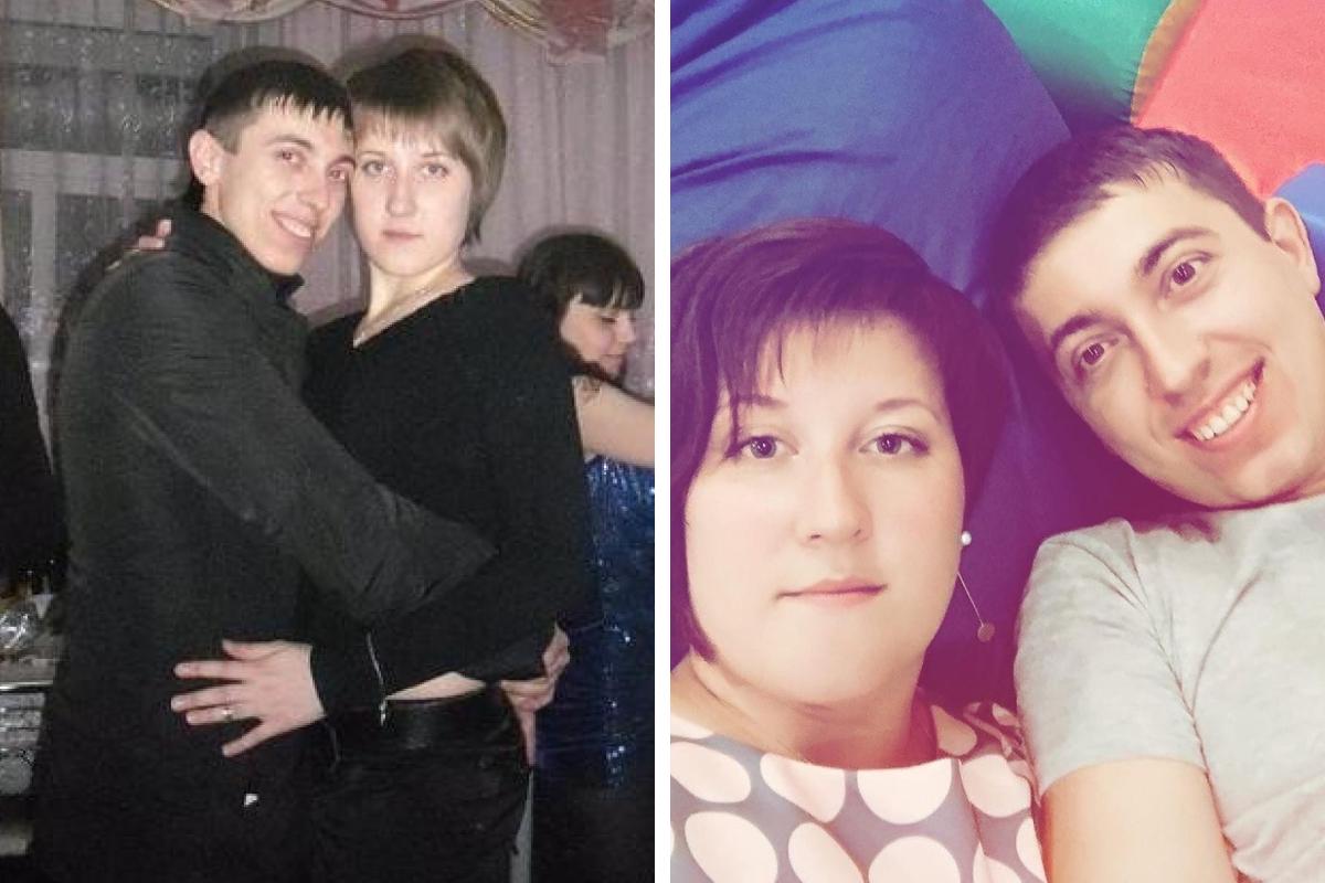 Екатерина встретила своего будущего мужа на новогодней вечеринке, на которую не хотела ехать