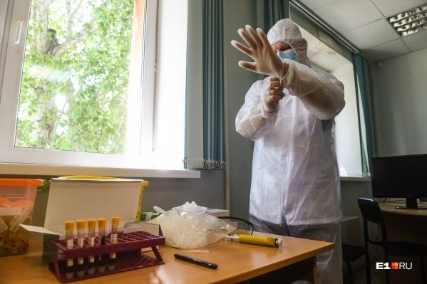 Горожан для проверки на антитела выберут случайным образом