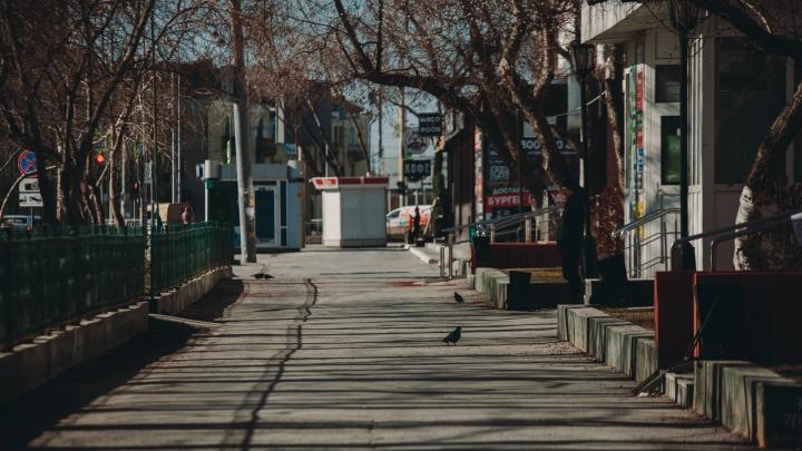 «Забирай молча и проваливай»: тюменец уверяет, что на него напали из-за печатного станка