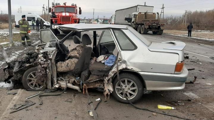 В полиции назвали виновника смертельного ДТП на трассе в Самарской области