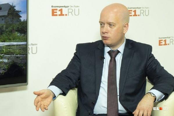 Егор Свалов рассказал, когда начнут строить мусорный завод и перерабатывать практически весь мусор Екатеринбурга