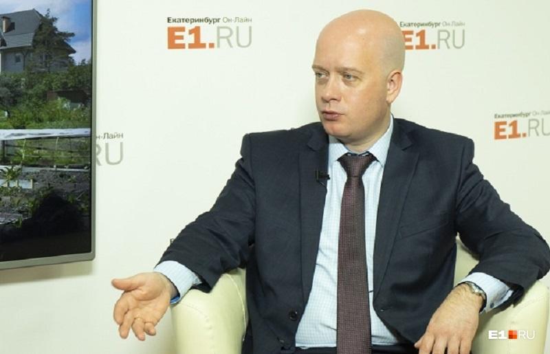 О перспективах мусорной реформы в 2021 году в эфире E1.RU рассказал Егор Свалов