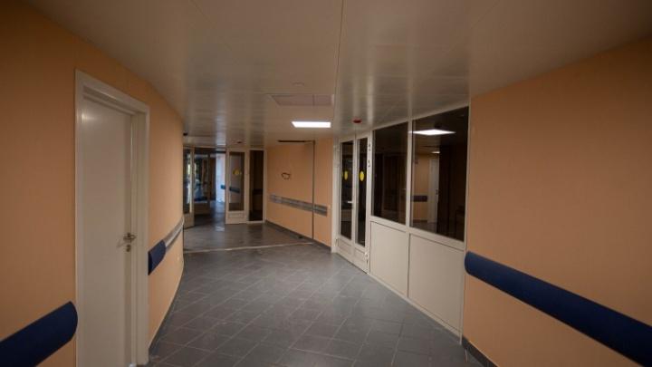 Минздрав объяснил, в каком случае новый перинатальный центр начнет принимать пациентов с COVID-19