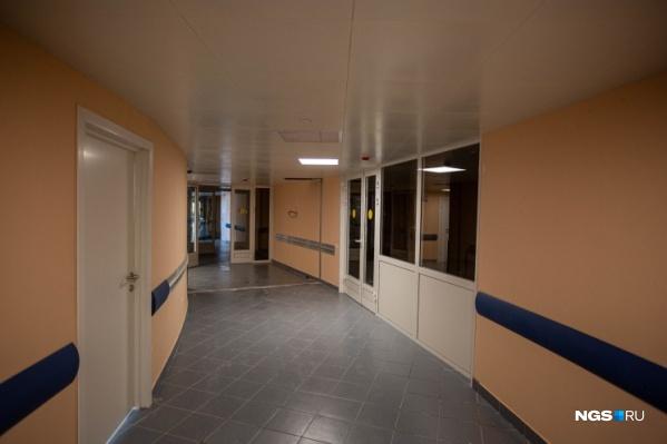 Перинатальный центр расположен рядом с областной больницей