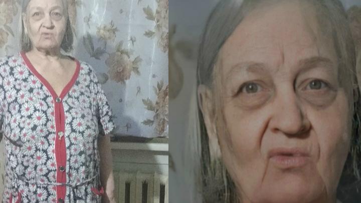 В Новосибирске пропала пожилая женщина: ей 85 лет, возможна потеря памяти. Волонтёры просят помощи в поисках