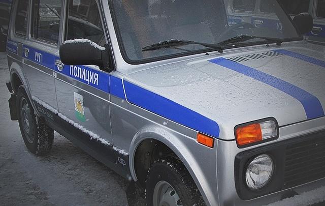 В Кургане мужчина угнал у бывшей жены иномарку и застрял на ней в снегу