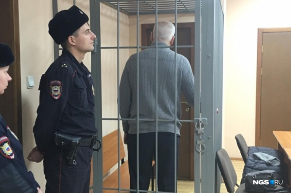 Юрий Лущенков останется под арестом до конца июня