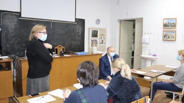 В Уфе уволилась директор школы, где педагоги объявили голодовку