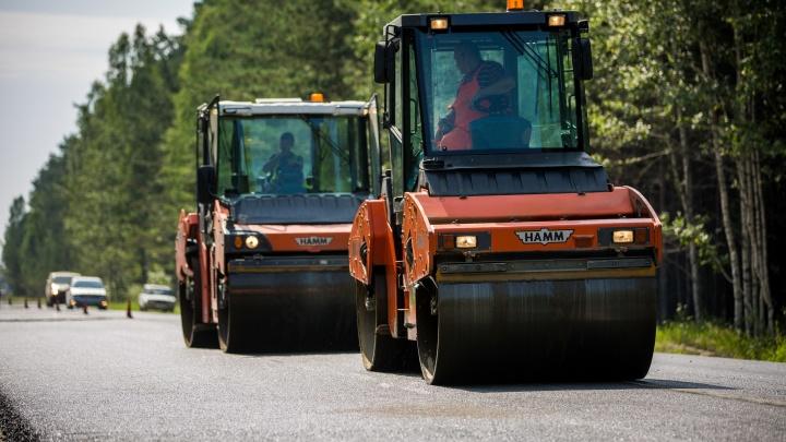В Кузбассе компании перевели 6,5 млн рублей за ремонт дороги. Который выполнила другая организация