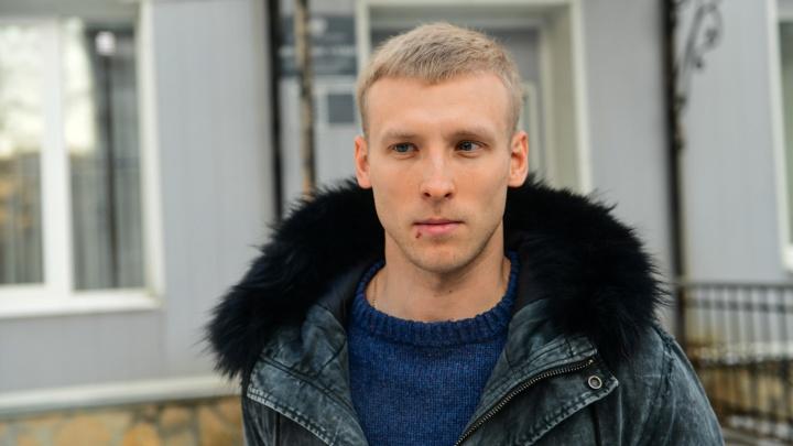 Парню, толкнувшему православного активиста в сквере у Драмтеатра, смягчили наказание