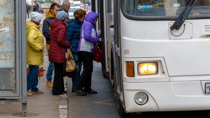 В Самаре утвердили расписание дачных автобусных перевозок