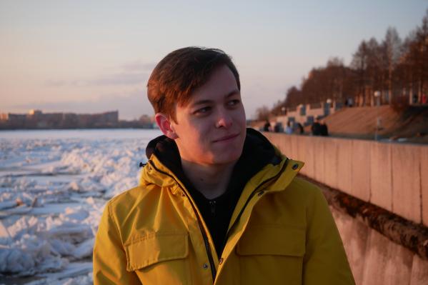 Архангелогородец Дмитрий Новый уехал учиться в Вильнюс и поделился с нами своим опытом