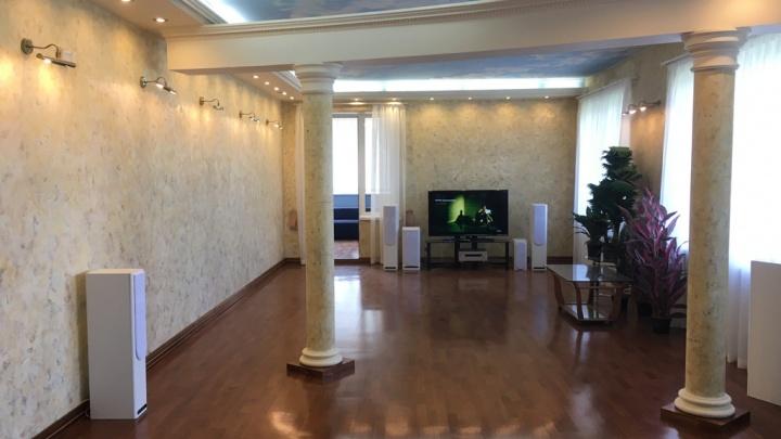 Бильярдная, сауна, терраса: самую дорогую квартиру в Красноярске сдают за 100 тысяч рублей в месяц