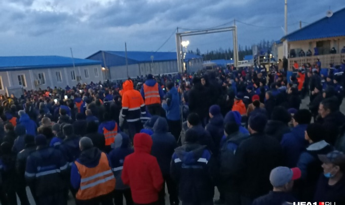 Жена застрявшего в Якутии вахтовика из Башкирии рассказала свою версию, почему произошла вспышка COVID-19 на месторождении