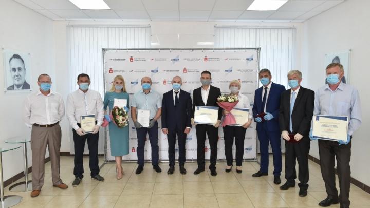 Двое жителей Прикамья получили от президента звания заслуженных работников ракетно-космической отрасли
