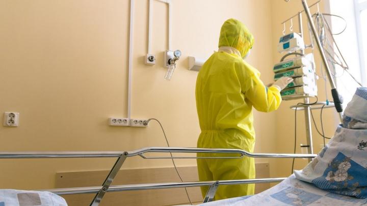 В Тюменской области скончался десятый больной коронавирусом