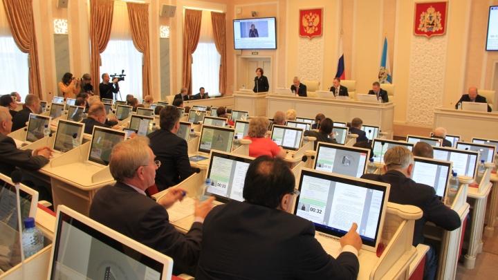 В Поморье приняли закон о налоговых льготах для поддержки предпринимателей Арктической зоны