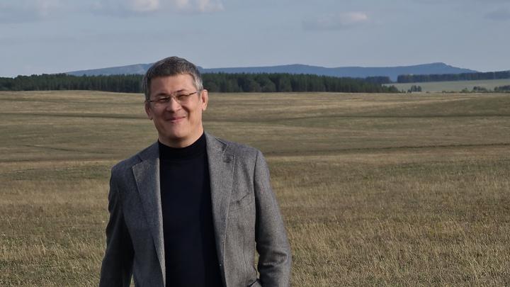 Радий Хабиров: парк в уфимской Черниковке будет лучшим в Башкирии