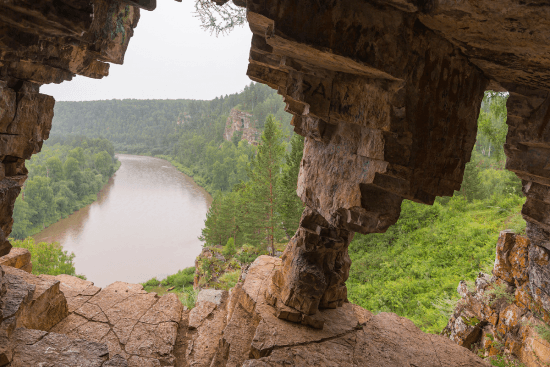 В Башкирии женщине пришлось вызывать скорую в пещеру