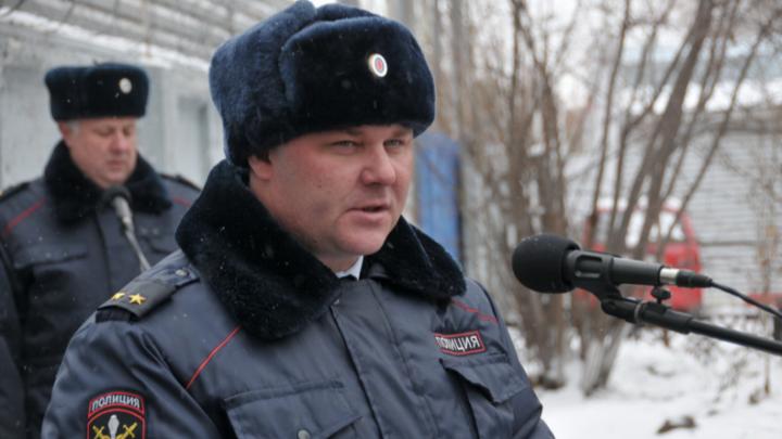 Уволенный начальник омской полиции Меркушов не пошёл на выборы главы Черлакского района