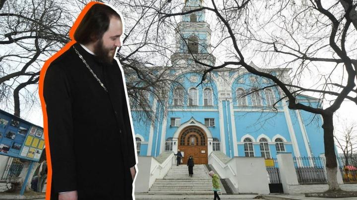 «Верующих представляют как безответственных людей»: интервью с настоятелем храма — о самоизоляции