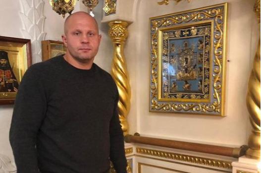 Фёдор Емельяненко рассказал, как поездка в Дивеево изменила его жизнь