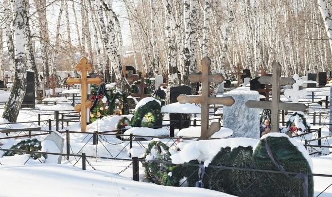 В Кургане предприниматель заявил, что не получил денег от мэрии за уборку кладбищ