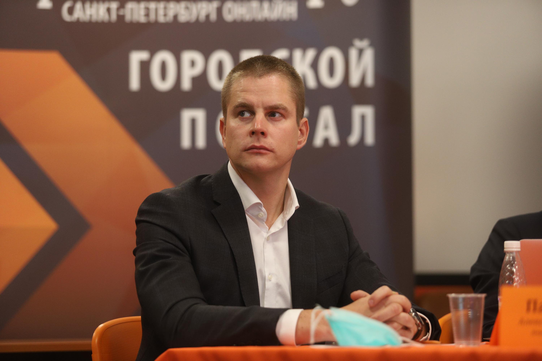 коммерческий директор ООО «НТФФ «ПОЛИСАН» Дмитрий Борисов