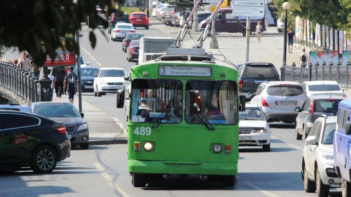 Высокинский рассказал, какие троллейбусы закупит мэрия Екатеринбурга