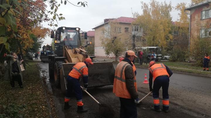 В Омске отремонтируют 37 дорог за два года: отмечаем на карте, где они находятся