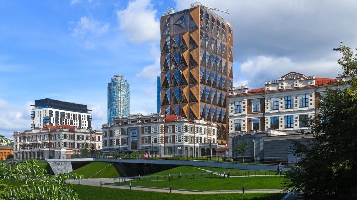 Дом, который построил Фостер: гуляем по новой штаб-квартире РМК