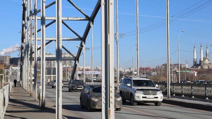 Из-за съемок фильма «Из Уфы с любовью 2» перекроют движение на Бельском мосту в Уфе